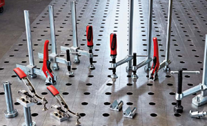 Krishan Brothers Bessey Clamps For Industrial Welding