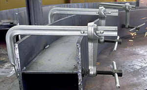 Krishan Brothers Bessey Clamps For Industrial Welding And